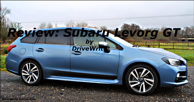 The Subaru Levorg GT - Out And About - DriveWrite Automotive