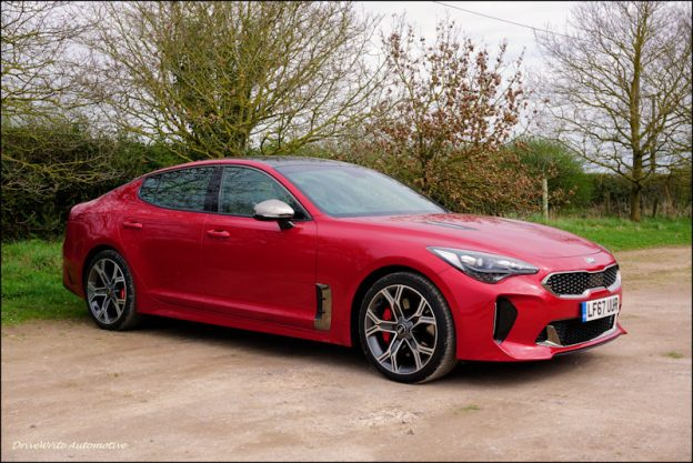 My Kia Performance >> Kia Stinger Could Be My Car Of The Year And It S Only May
